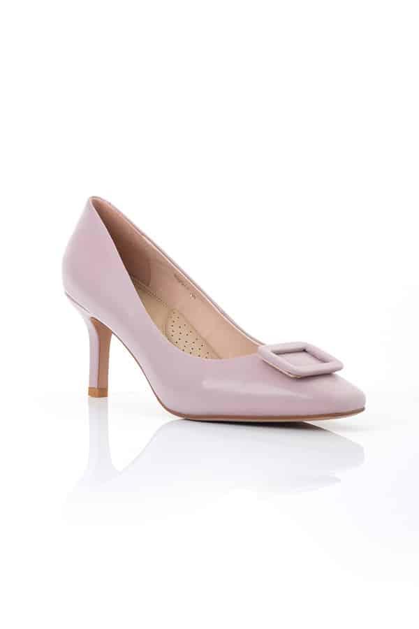 รองเท้ารุ่น Kelly สีม่วงอมชมพู 20251-PUR Living dolls รูปภาพ