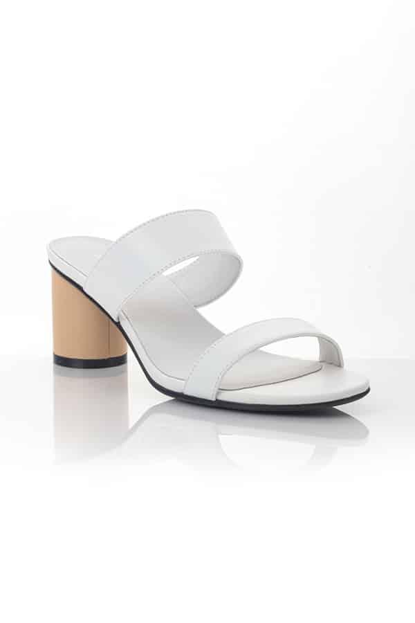 รองเท้ารุ่น  Carrie สีขาว 2030-WHT Living dolls รูปภาพ
