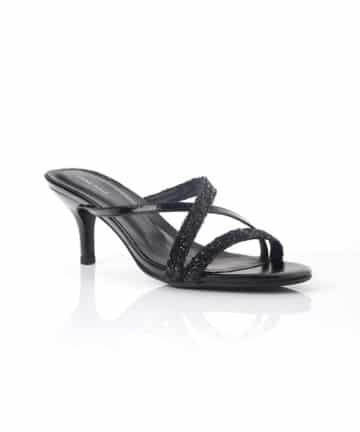 รองเท้ารุ่น Gabby สีดำ 5581-BLK Living dolls รูปภาพ
