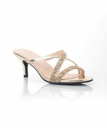 รองเท้ารุ่น Gabby สีทอง 5581-GLD Living dolls รูปภาพ