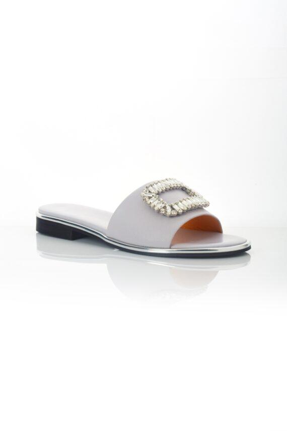รองเท้ารุ่น Donna สีเทาอมม่วง 82718-GRY Living dolls รูปภาพ
